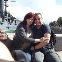 Семейная пара МЖ, ищем девушку/парня из Тюмени или МО, славянской внешностдля постоянных развлечений